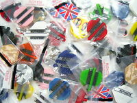SPECIAL OFFER 30 EXTRA STRONG / THICK, RUTHLESS, DIMPLEX STANDARD DART FLIGHTS