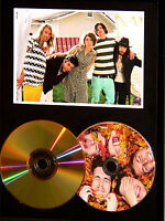 Grouplove - 24k Gold CD & Picture Disc Display Limited Edition - USA Ships Free