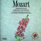Mozart - Symphony No 40 & Serenade for Strings (CD) - 24HR POST!!