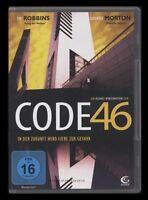 DVD CODE 46 - IN DER ZUKUNFT WIRD LIEBE ZUR GEFAHR - TIM ROBBINS *** NEU ***
