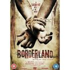BORDERLAND - BON ETAT DVD REGION/ZONE 2 VIEWED ONCE