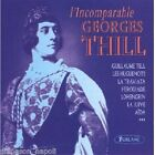THILL,GEORGES - L'INCOMPARABLE - CD