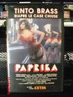 PAPRIKA - VHS USATA - EX NOLEGGIO 1991