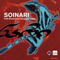 SOINARI - CD - Folk Music from Georgia today
