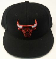 NBA Chicago Bulls Mitchell and Ness Cap Hat Snap-Back M&N NEW!!