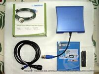 TRENDNET TEW-AO09D 9dBi ANTENNA & TEW-L202 LMR200 SMA Cable FREE SHIPPING!