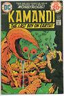 DC Comics KAMANDI Last Boy on Earth 1974 #21 VG+ The Fish B&B