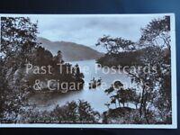 Old RP A Peep of Loch Katrine, Trossachs showing Steam Ferry