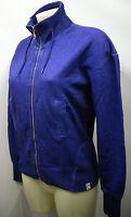 Felpa maglia donna hoodie jacket woman GUESS UC6O32 FLP37 T.S 747 blu elettrico