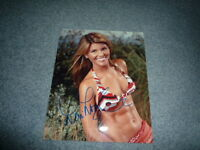 LORI LOUGHLIN sexy signed Autogramm In Person 20x25 cm FULL HOUSE