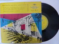 """MUSIK FÜR SIE  10"""" VINYL LP B438"""