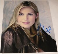 KELLY RUTHERFORD SIGNED 8X10 PHOTO AUTHENTIC AUTOGRAPH GOSSIP GIRL COA B
