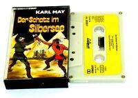 MC - Der Schatz im Silbersee LILIPUT , Karl May Kassette