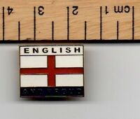 English & Proud Badge blue Rugby Football St George Sports Patriot Supporters bn