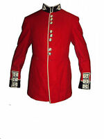 SCOTS GUARDS BANDSMAN TROOPER TUNIC - GRADE 1 - EXCELLENT CONDITION