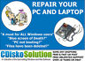 Restore Windows XP 7 8 10 Vista. Repair ANY PC/Laptop. Boot and Recover Data CD