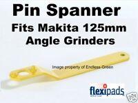 Pin Spanner fits Makita 125mm Angle Grinder       24030