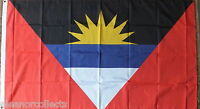 Antigua and Barbuda Flag 5x3 Caribbean Antilles Holidays Tourism Sports Hotel bn