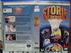 STORIE INCREDIBILI Vol. 4- - VHS USATA EX NOLEGGIO 1988