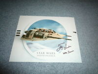 IAN LISTON signed autograph In Person 8x10 (20x25 cm) STAR WARS Wes Janson