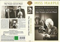 (VHS) Miss Marple : Vier Frauen und ein Mord - Margaret Rutherford, Ron Moody