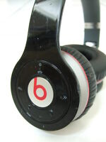 BADLY SCRATCHED Original MONSTER BEATS WIRELESS by Dr Dre bluetooth Headphones