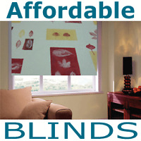 Made To Measure Patterned Roller Blinds - 5 Quality Fabrics To Choose From!