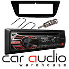 Peugeot 406 Pioneer CD MP3 AUX In Car Stereo Radio Player & Fascia Fitting Kit