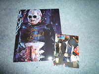 SIMON BAMFORD  signed autograph In Person 8x10 (20x25 cm) HELLRAISER Butterball