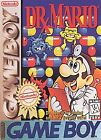 Dr. Mario (Nintendo Game Boy, 1990)