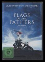DVD FLAGS OF OUR FATHERS - ADAM BEACH - CLINT EASTWOOD - Kriegsfilm *** NEU ***