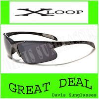 Men's Designer X Loop Sunglasses XL46102 UV400 Davis G7 cycling running shades