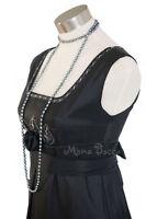 Edwardian dress Dowton Abbey styled evening dress  Made in UK 6UK 2US