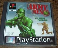 SONY PLAYSTATION 1 GAME - ARMY MEN 3D - sony playstation - SONY PLAYSTATION 1