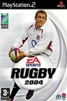 RUGBY 2004 GAME PS2 FOR PLAYSTATION COOL CLASSIC  by EA