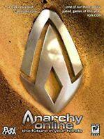 ANARCHY ONLINE ENGLISH PC CLASSIC GREAT COMPUTER  CD-ROM GAME
