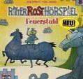Folge 08  Feuerstuhl von Ritter Rost - CD gebraucht / used