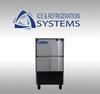 ITV 90LB COMMERCIAL UNDERCOUNTER ICE MACHINE MAKER GOURMET CUBE GALANG95