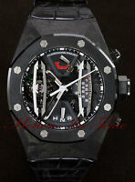 Audemars Piguet Carbon Concept Tourbillon Chrono Royal Oak 26265FO.OO.D002CR.01