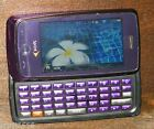 LG Rumor Touch LN510 - Purple (Sprint) Cellular Phone