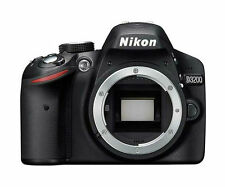 Nikon D3200 24.2 MP Digital SLR w/18-55mm Lens -Refurbished by Nikon USA 25492B
