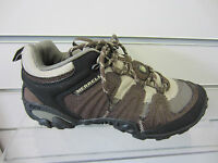 Mens Merrell Brown Lace Up Shoes Chameleon 3