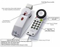 NEW Magic Jack Plus Device Supporting Amplified Volume Conl Phone For Sr.Citizen