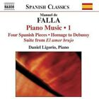 Falla,M. De - Piano Music Vol. 1 (CD NEUF)