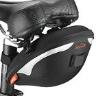 Ibera Bike Saddle Bag Strap-On 1.5 L Cycling Rear Seat Stoarge Buckle NEW SB9-L