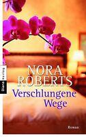 Nora Roberts Verschlungene Wege Roman Diana-Verlag Tb  gut erhalten