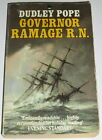 Dudley Pope GOVERNOR RAMAGE RN Ramage bk4 -RCC-