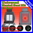 Universal Heated Pad Diy Kit 2 Seat Heater Car Truck SUV made in korea