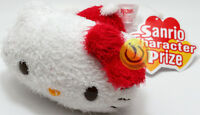 """New 6"""" Sanrio Red Hello Kitty Cute and Collectible Stuffed Soft Plush Doll Toy!"""