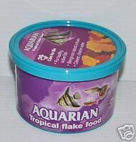 AQUARIAN TROPICAL FLAKE FOOD 50g Aquarium Fish